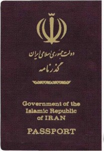 Iran-Passport