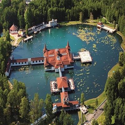 مراکز گردشگری و جاذبه های توریستی درمجارستان