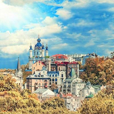 کشور اوکراین در یک نگاه