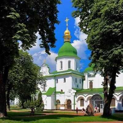 مکان های توریستی اوکراین